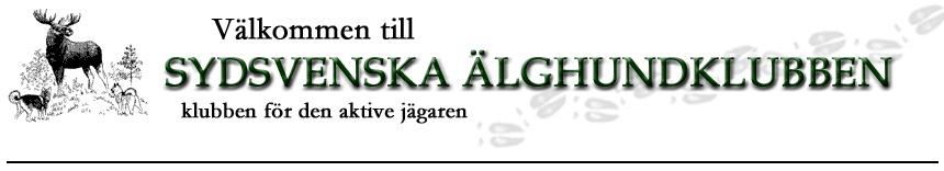 Sydsvenska Älghundklubben