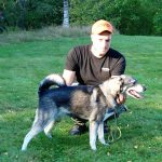 Sydsvenska Älghundsklubbens representant SM Vinnare